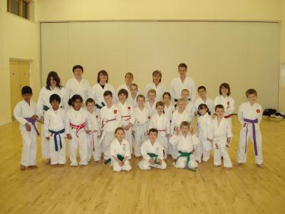 St Marys Island Karateka