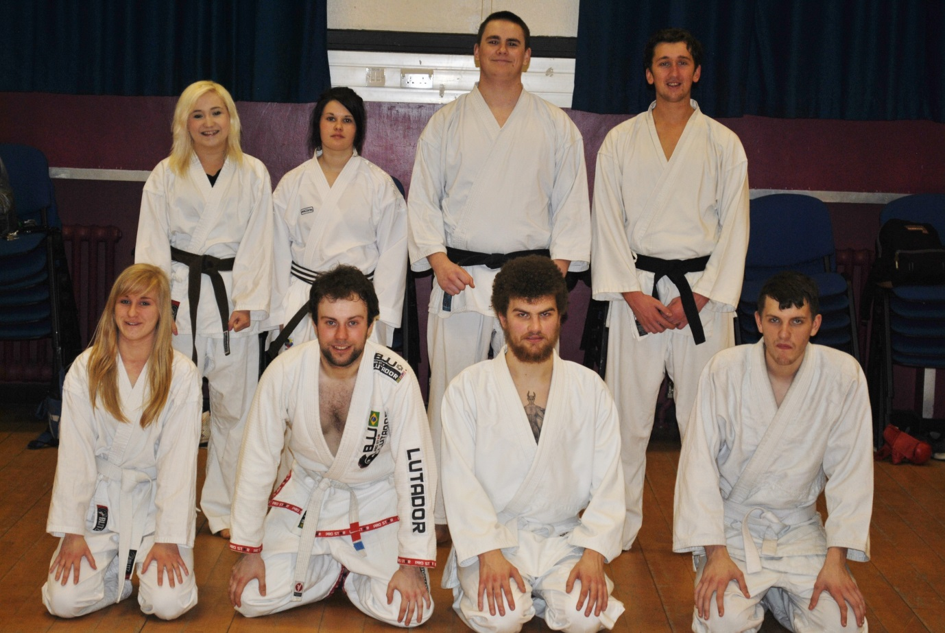 York St John Karate Club