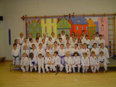 Kingshill Karateka